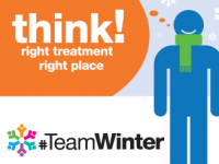 Think! right treatment, right place