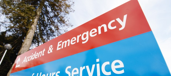 Ground-breaking project at A&E