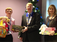 Darwen Lions Club Christmas Toy Collections