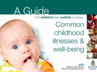 What do you do when your child is unwell?