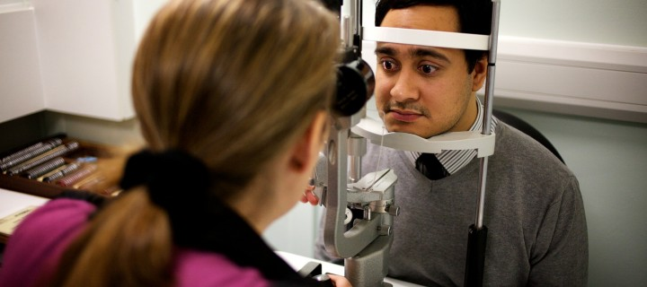 Look out for problems during Eye Health Week