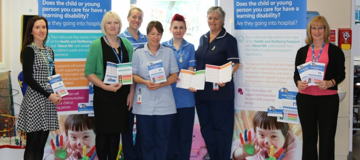 Health passport launched for children with learning disabilities