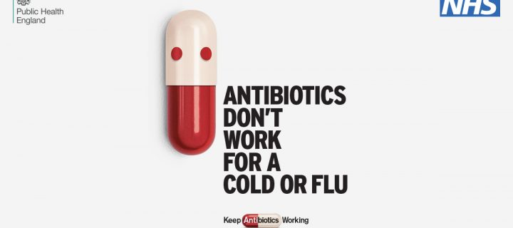 New campaign launches in the North West of England to help keep antibiotics working