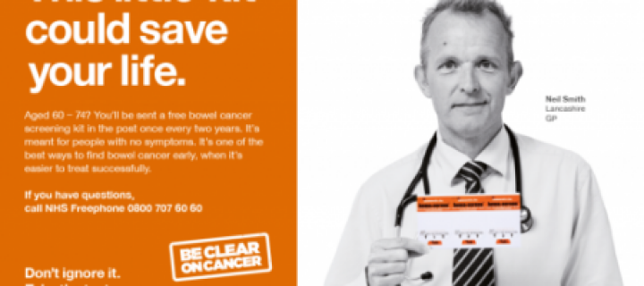 Local GP is figurehead for regional cancer campaign