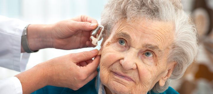Do you or someone you know wear a hearing aid? We want your views on how the service can be improved
