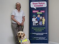 Healthwatch Lancashire mystery shops hospitals to review access for the visually impaired