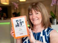 """Blackburn with Darwen <span class=""""caps"""">GP</span> practice manager wins """"Practice Manager of the Year Award2017"""""""