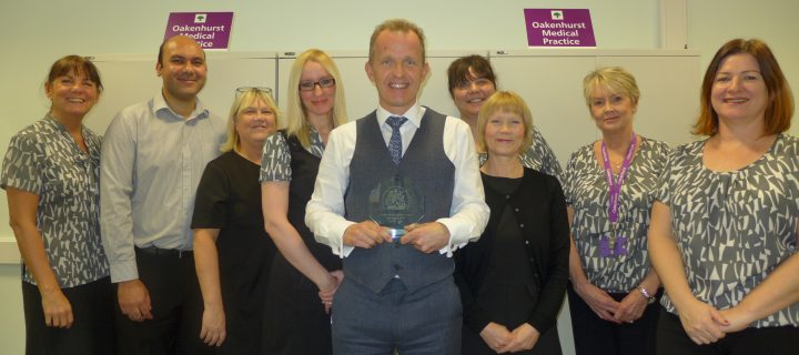 Top accolade awarded to local GP Neil Smith