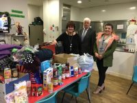 Essentials donated to Nightsafe