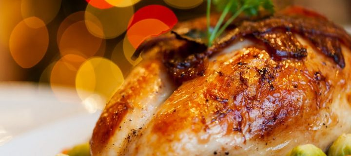 Have a healthy Christmas and make sure you cook your turkey properly