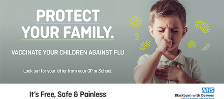 Successful flu campaign shortlisted for an award