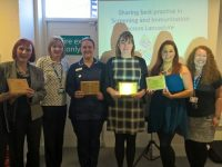 Cervical screening recognition awards
