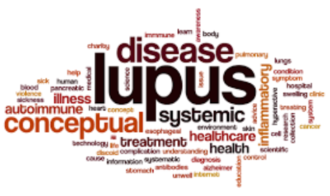 Think Lupus this October