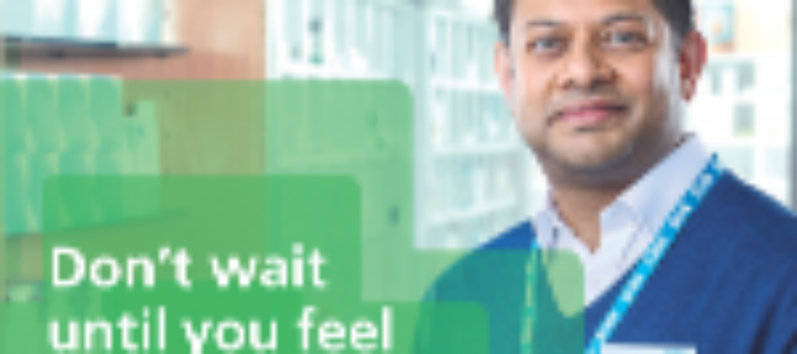 Feeling under the weather? Speak to your local pharmacist for advice