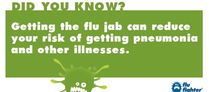 It is not too late to protect yourself from flu