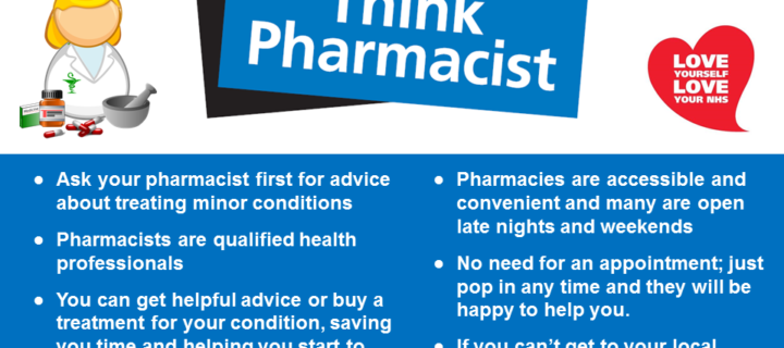 If Santa brings you a cold for Christmas visit your pharmacy