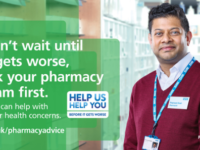 Pennine Lancashire Pharmacy Opening Times — Bank Holiday Monday 27th May