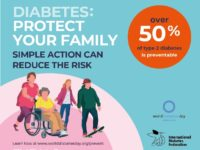 Two local East Lancashire residents supporting World Diabetes Day show how simple changes to your diet and lifestyle can put your diabetes 'into remission'