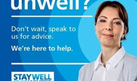 Are you feeling under the weather? Speak to your local pharmacy