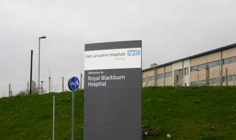 "Updated visitor guidance to East Lancashire Hospitals during <span class=""caps"">COVID-19</span> outbreak"