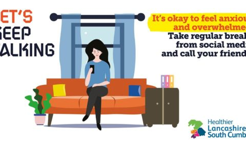 Campaign launches to encourage talking to save lives