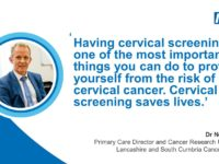 Cervical screening saves lives – don't put off your cervical screen test