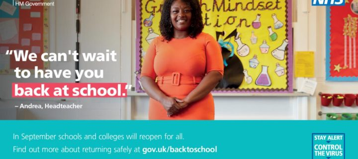 Get back to school safely
