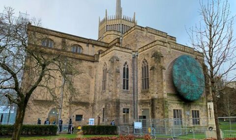 Statement on Blackburn Cathedral vaccination centre — 3 February 2021