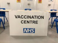 """Hundreds invited to new <span class=""""caps"""">NHS</span> vaccination centre in Burnley"""