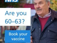 NHS invites people aged 60-plus to get life-saving Covid-19 vaccination